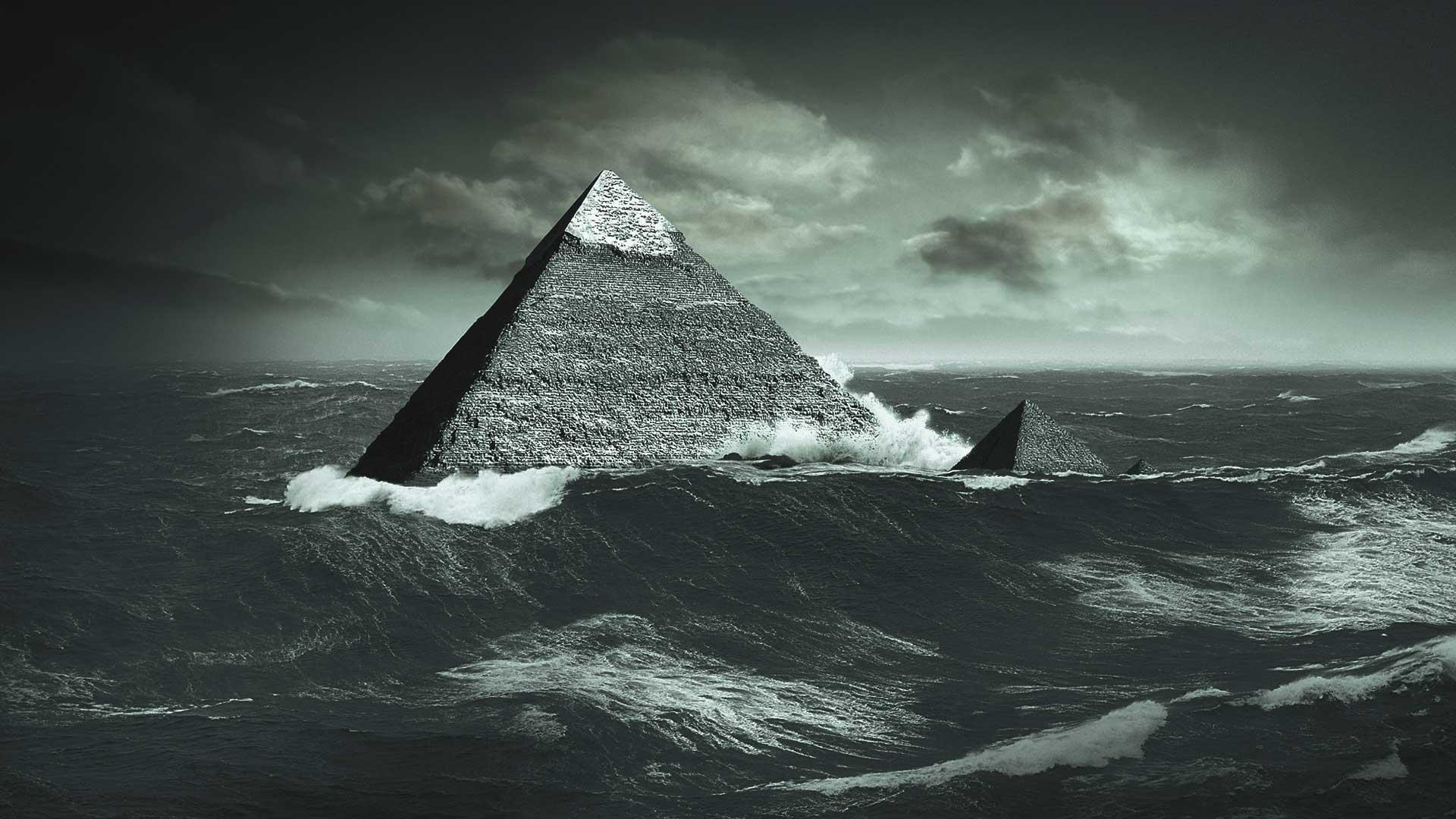 ¿Son las pirámides de Egipto más antiguas que el Diluvio Universal?