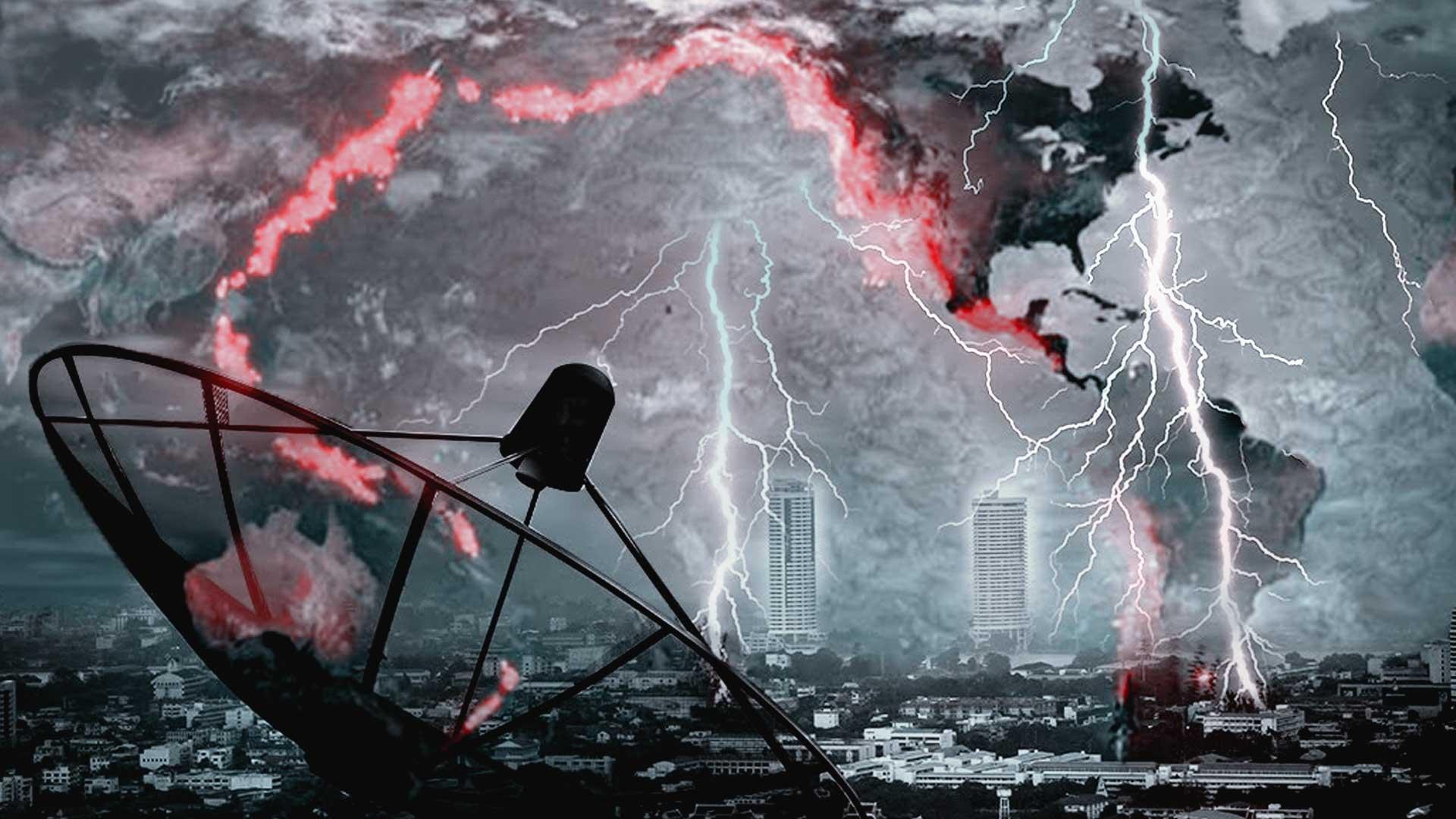 Expertos aseguran que los Volcanes del Cinturón de Fuego están siendo activados por el HAARP