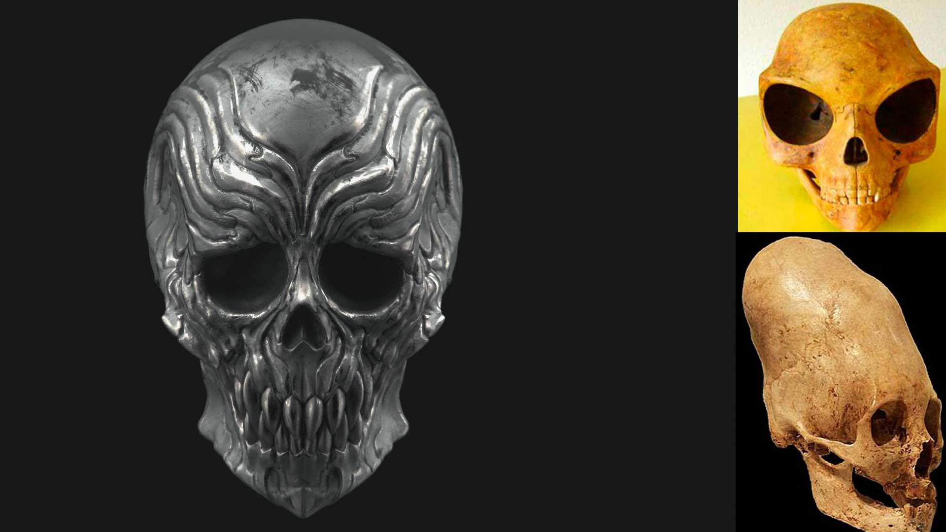 Los cráneos antiguos más extraños que la ciencia aún no se atreve explicar
