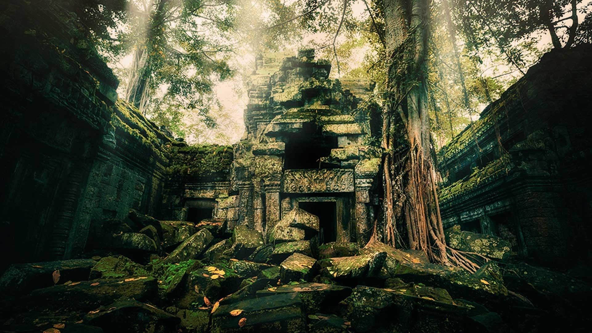 Arqueología Misteriosa – Los lugares más extraños de la Tierra expuestos