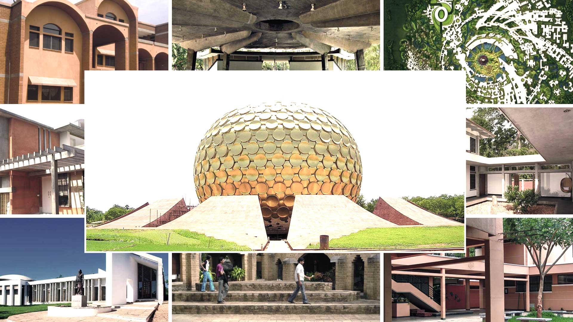 Auroville: Un paraíso terrenal sin política, religión, ni dinero
