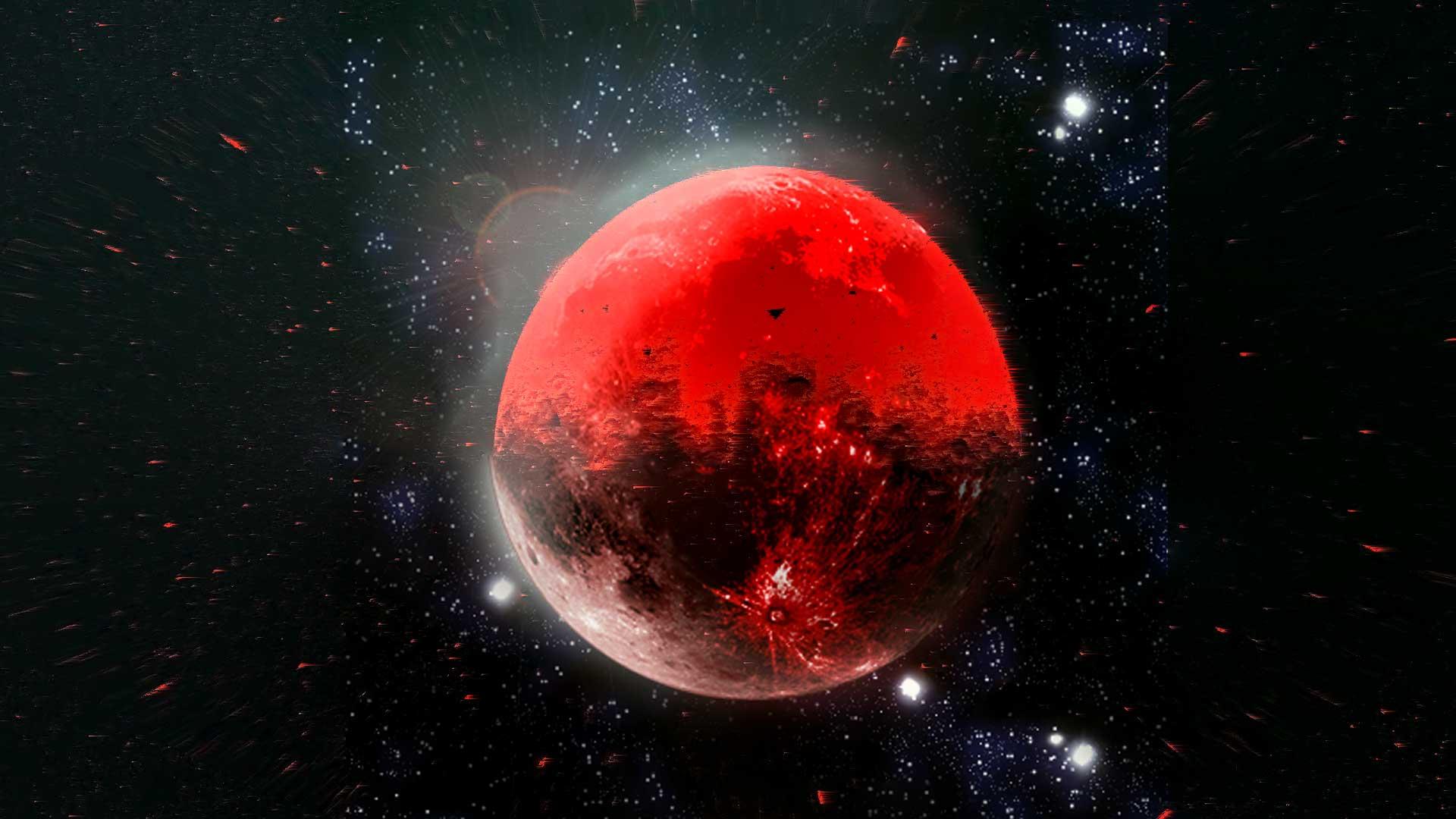 Luna de Sangre de este mes: Se avecina el eclipse lunar más largo de todo el siglo