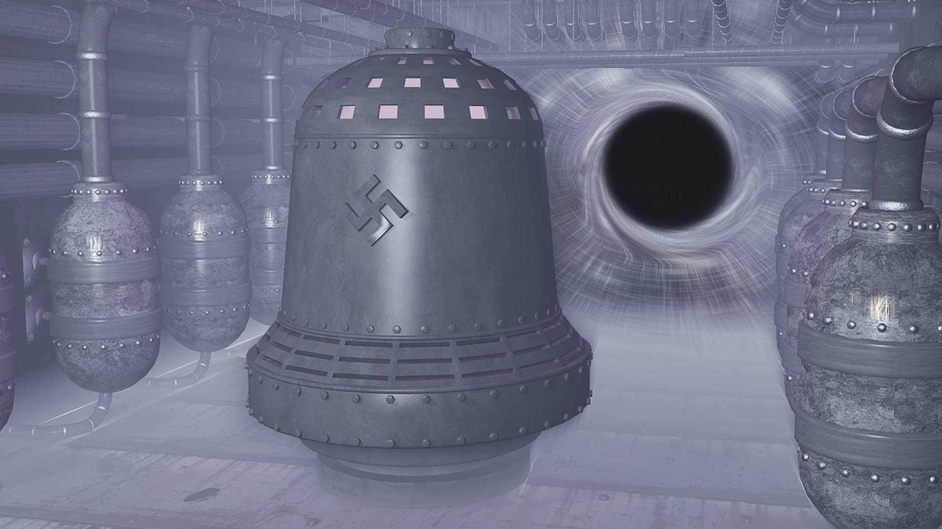 El Die Glocke nazi era una máquina del tiempo