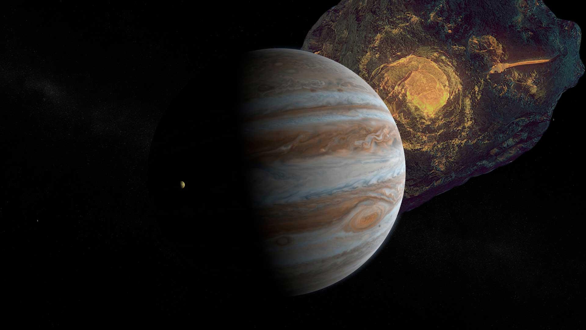 Cometa Hulk, el cometa más grande que Júpiter, se dirige con mayor velocidad hacia nuestro Sistema Solar