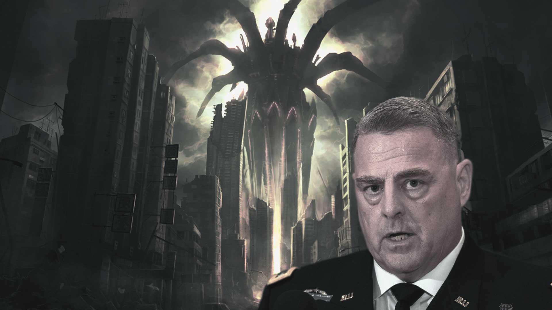 Este general de los EEUU tiene algo muy importante que decirles a los gobiernos sobre los extraterrestres