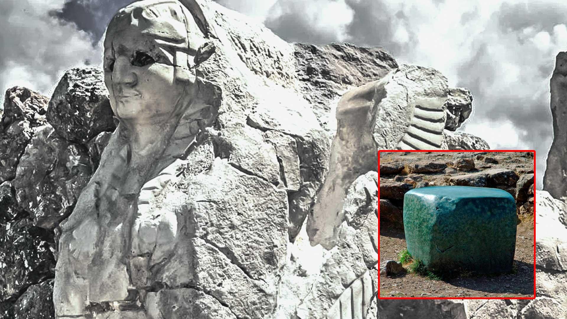 El Misterio de la Roca Verde de la milenaria ciudad de Hattusa