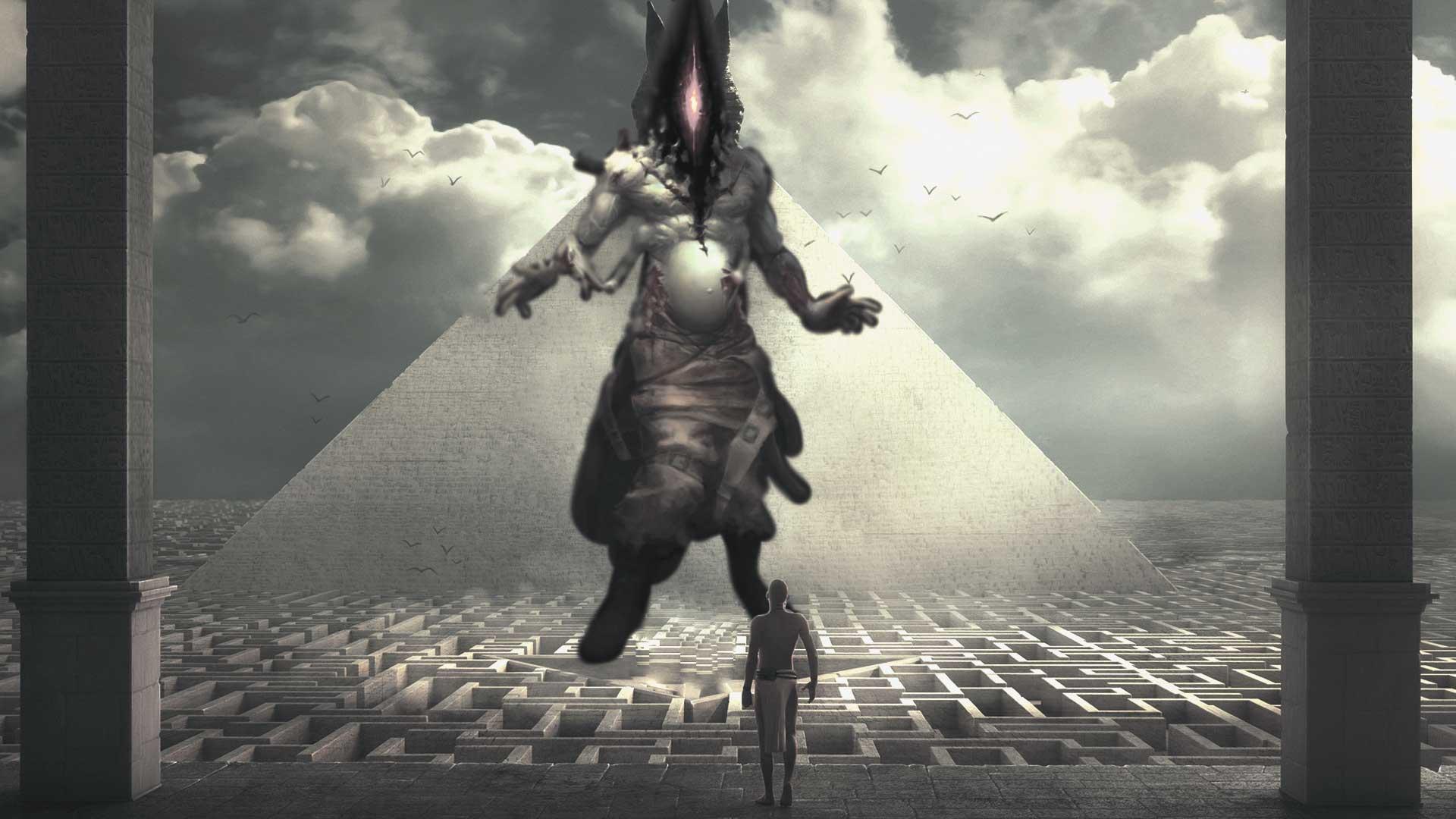 El gran misterio del laberinto subterráneo egipcio gigante es real