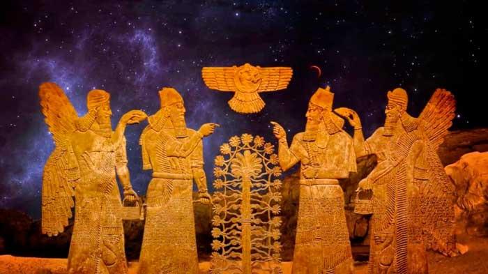 Textos antiguos inciden en el regreso de los Anunnaki para corregir sus errores