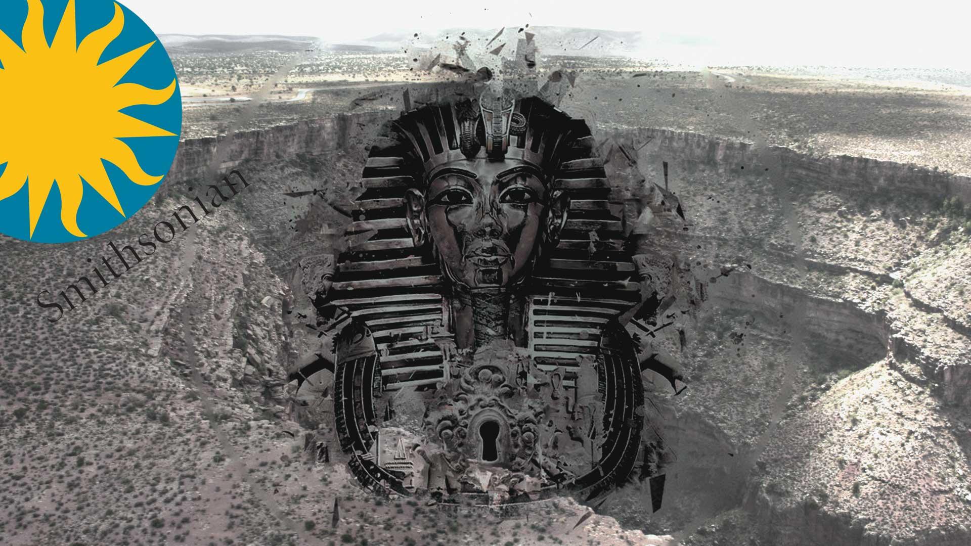 Colonia del Antiguo Egipto en el Gran Cañón, ¿lo encubrió el Smithsonian?