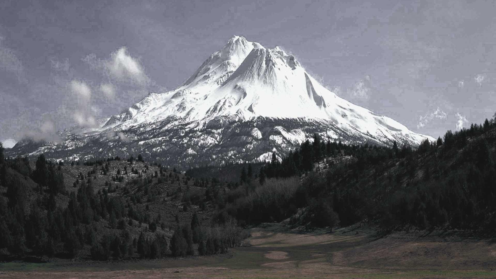 El lugar más mágico y misterioso de América del Norte, el Monte Shasta