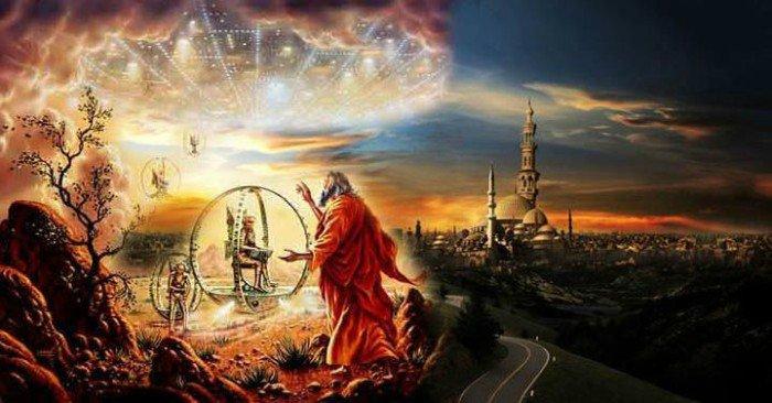 El libro de Enoc censurado por probar como extraterrestres nos visitaron