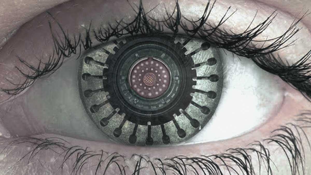Crean increíbles lentes de contacto biónicos que permitirán mejorar la visión hasta niveles insospechados