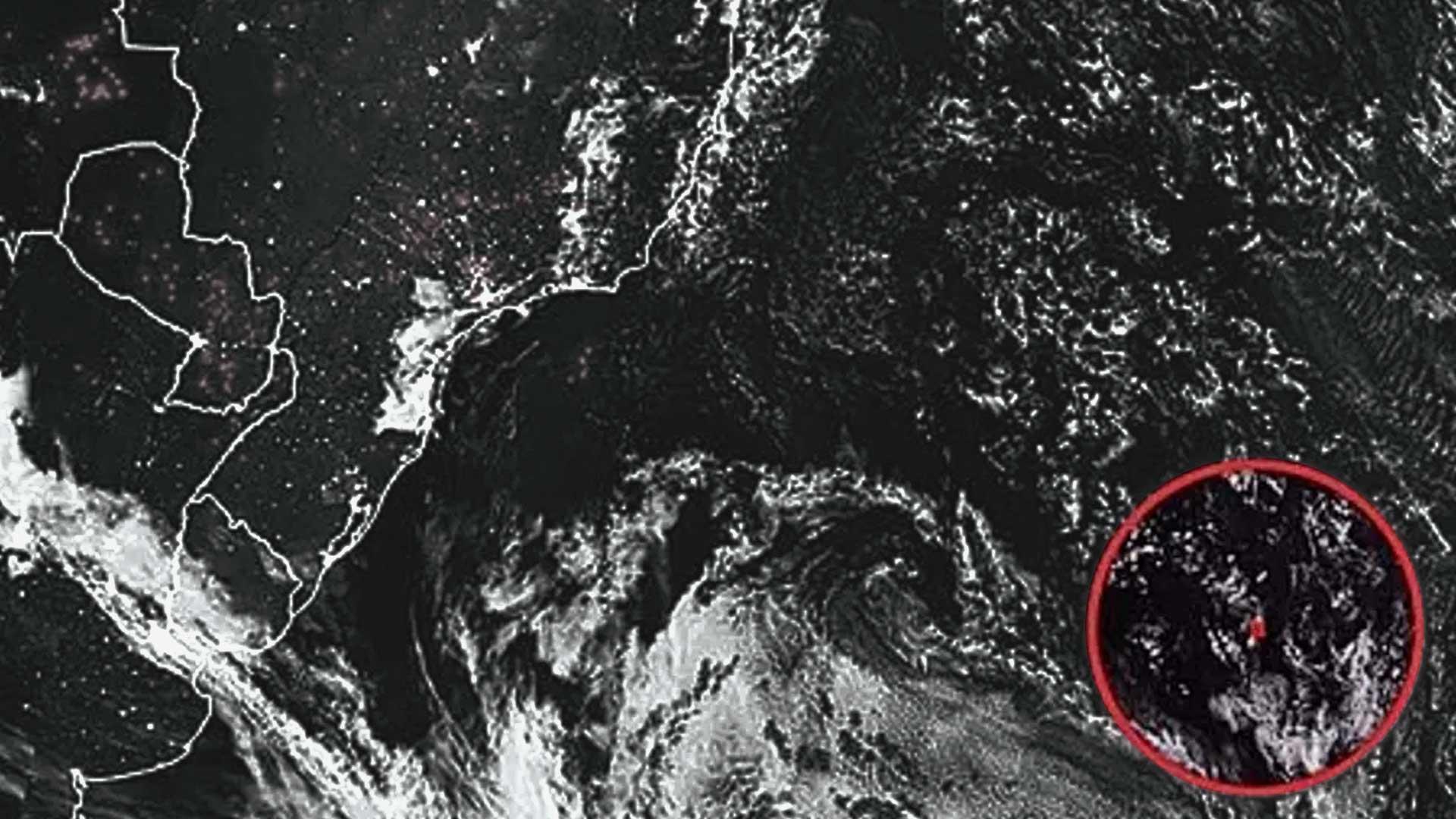 Satélites de la NASA muestran anomalías térmicas en el Océano Atlántico