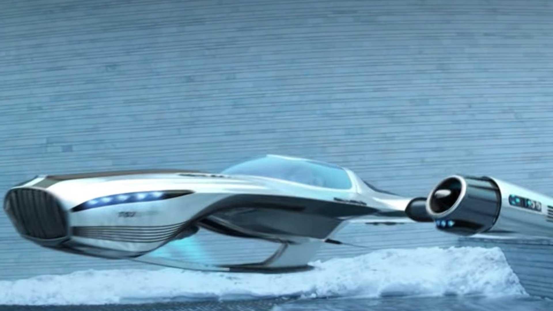 Científicos diseñan un avión que funciona con iones como Star Trek