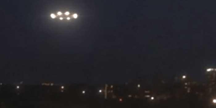 Emite en directo un avistamiento OVNI y se viraliza al instante. La explicación dará mucho que hablar