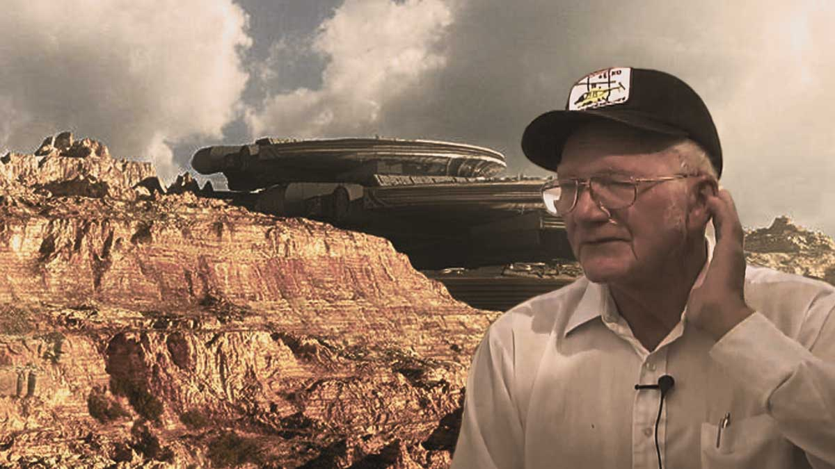 Ingeniero del Área 51 rompe su silencio: «Hay una raza extraterrestre trabajando con nosotros»