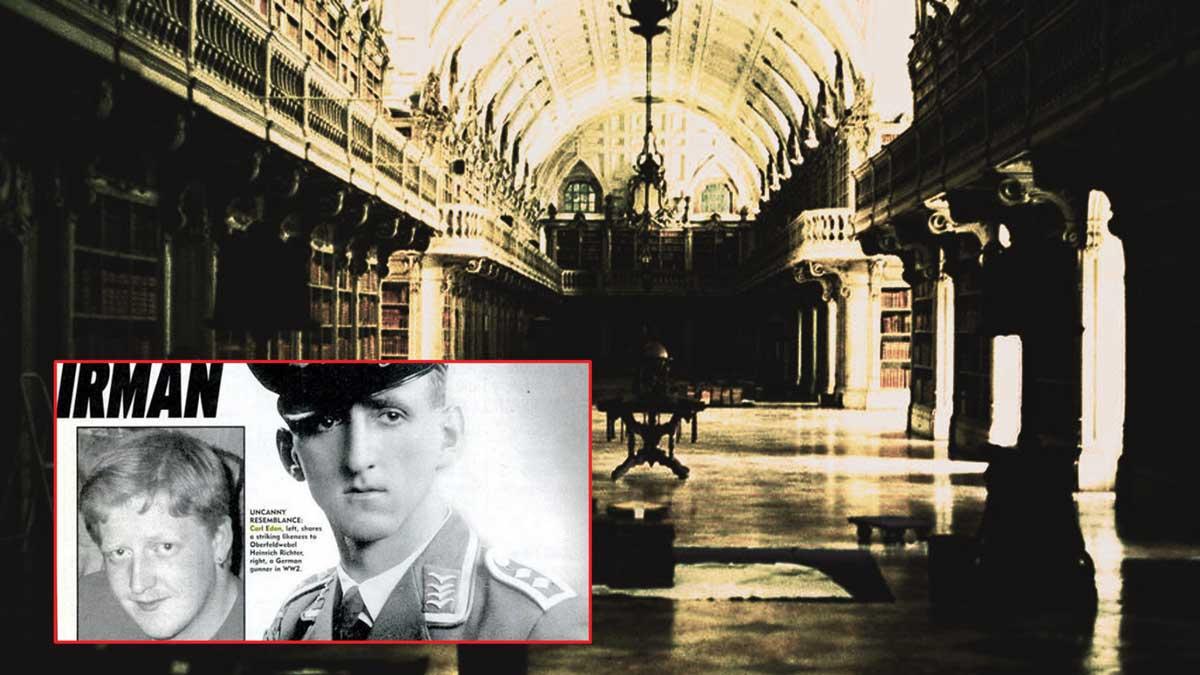 La sorprendente historia de Carl Edon: El niño que recordaba su vida pasada como piloto nazi