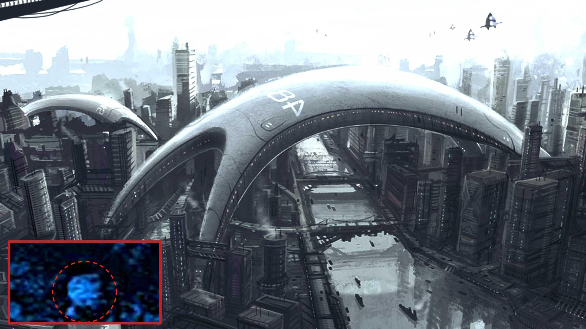 Aseguran haber encontrado una ciudad alienígena en la Luna de Saturno