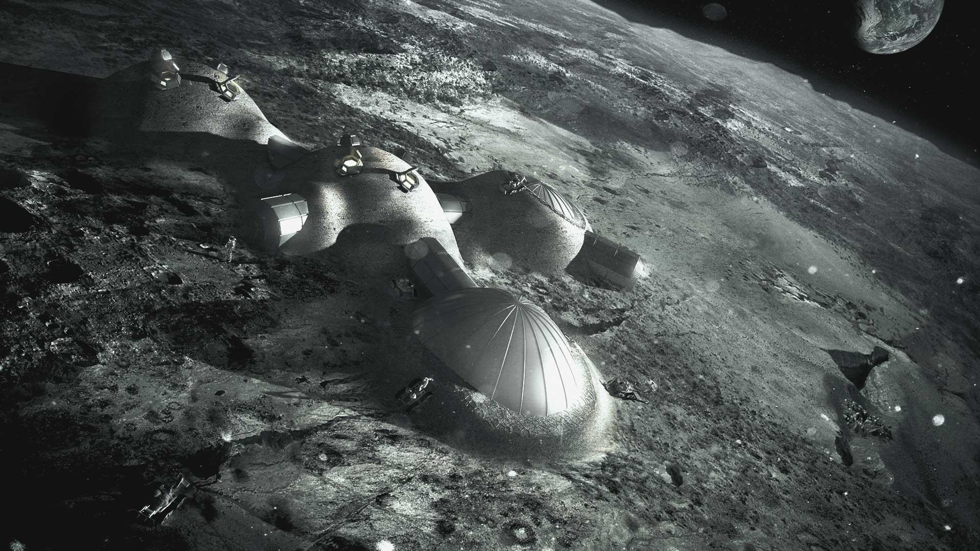 Investigador dice haber hallado la mítica Ciudad Esmeralda de la Luna