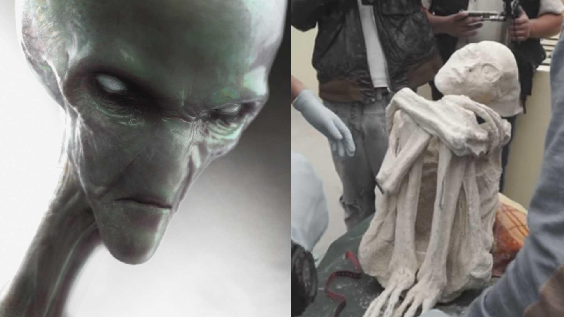 Nueva conferencia de prensa oficial sobre el hallazgo de las «Momias Aliens de Nazca»