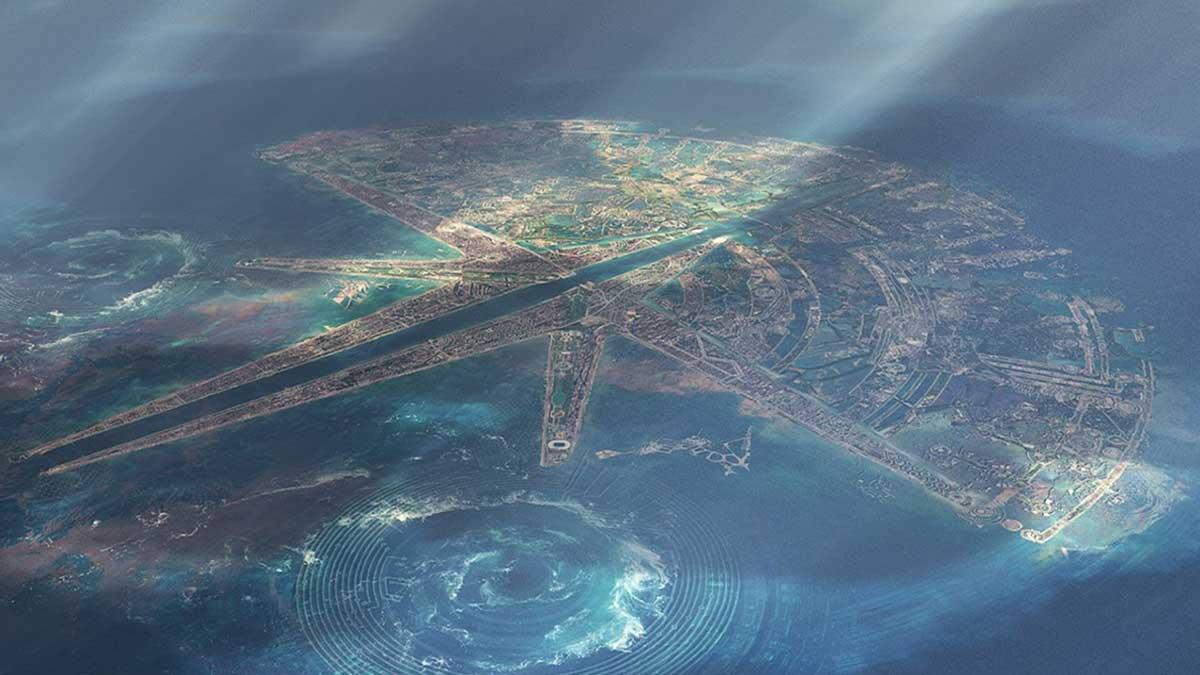 Misteriosos datos que solo podrás ver con Google Earth