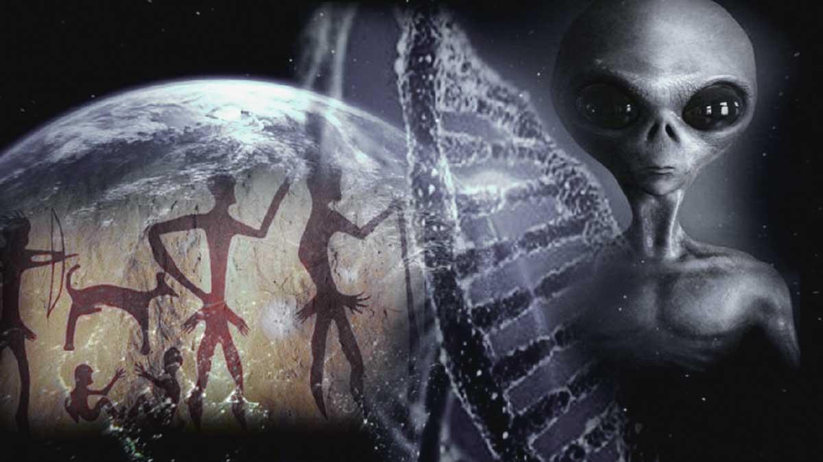 Pruebas de que los visitantes de las Pléyades crearon al Homo Sapiens
