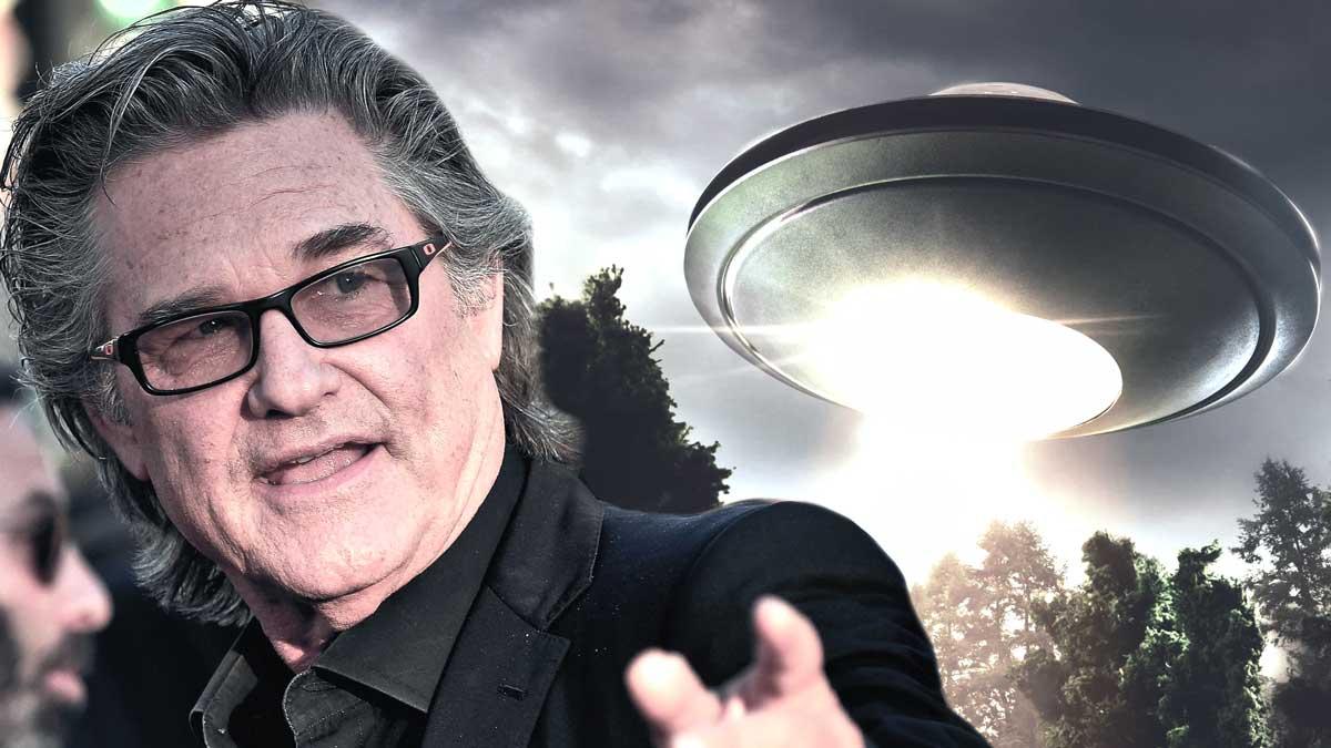 Kurt Russell: «Informé el avistamiento OVNI más grande de los años 90»