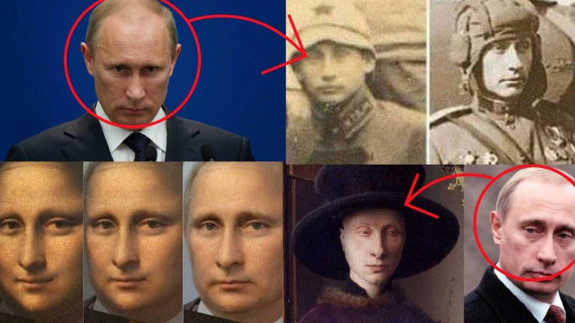 Nueva teoría que te hará recapacitar ¿Vladimir Putin es un ser inmortal?