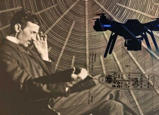 noticias ufo Home tesla patenta drones portada 324x235