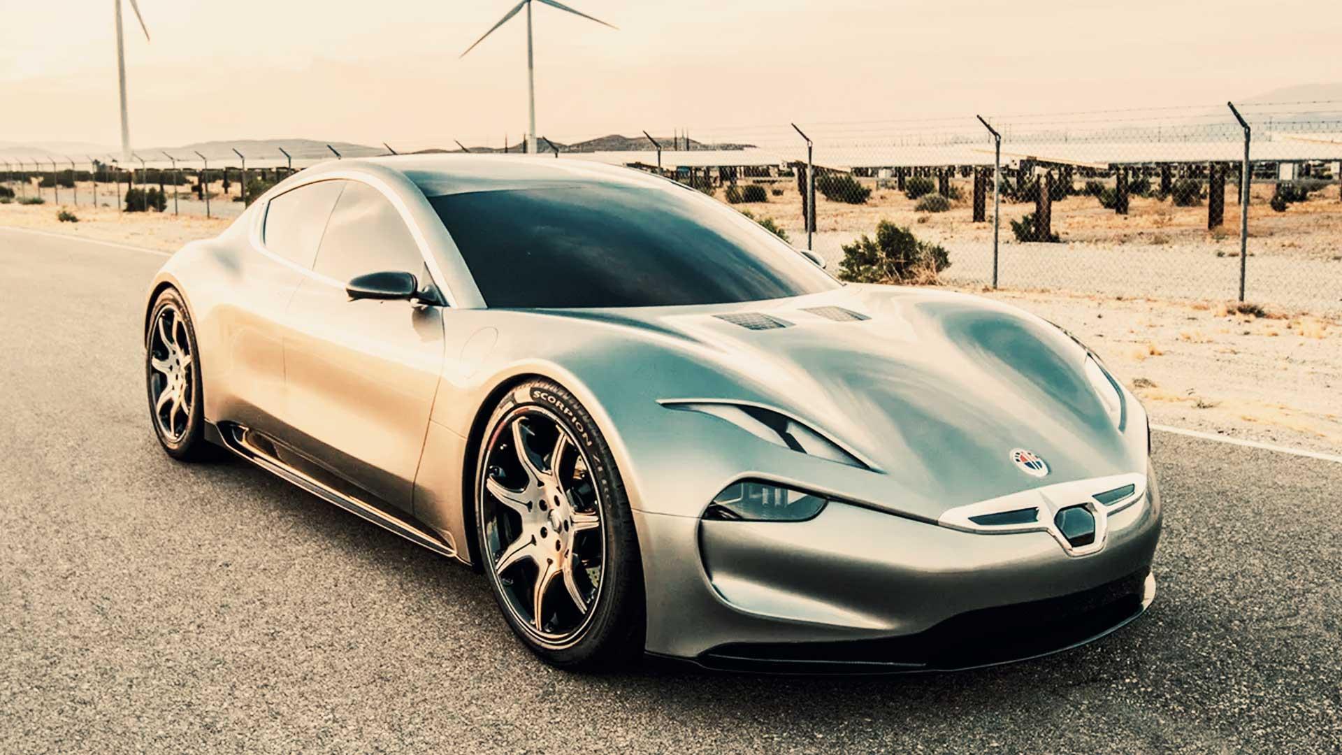 Automóvil eléctrico que se carga en un minuto y tiene un alcance de 804 Km