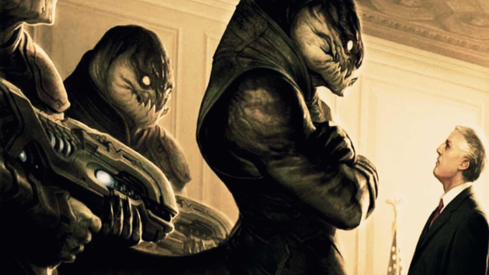 Ex Oficial de la Marina afirma pacto de los gobiernos con Extraterrestres