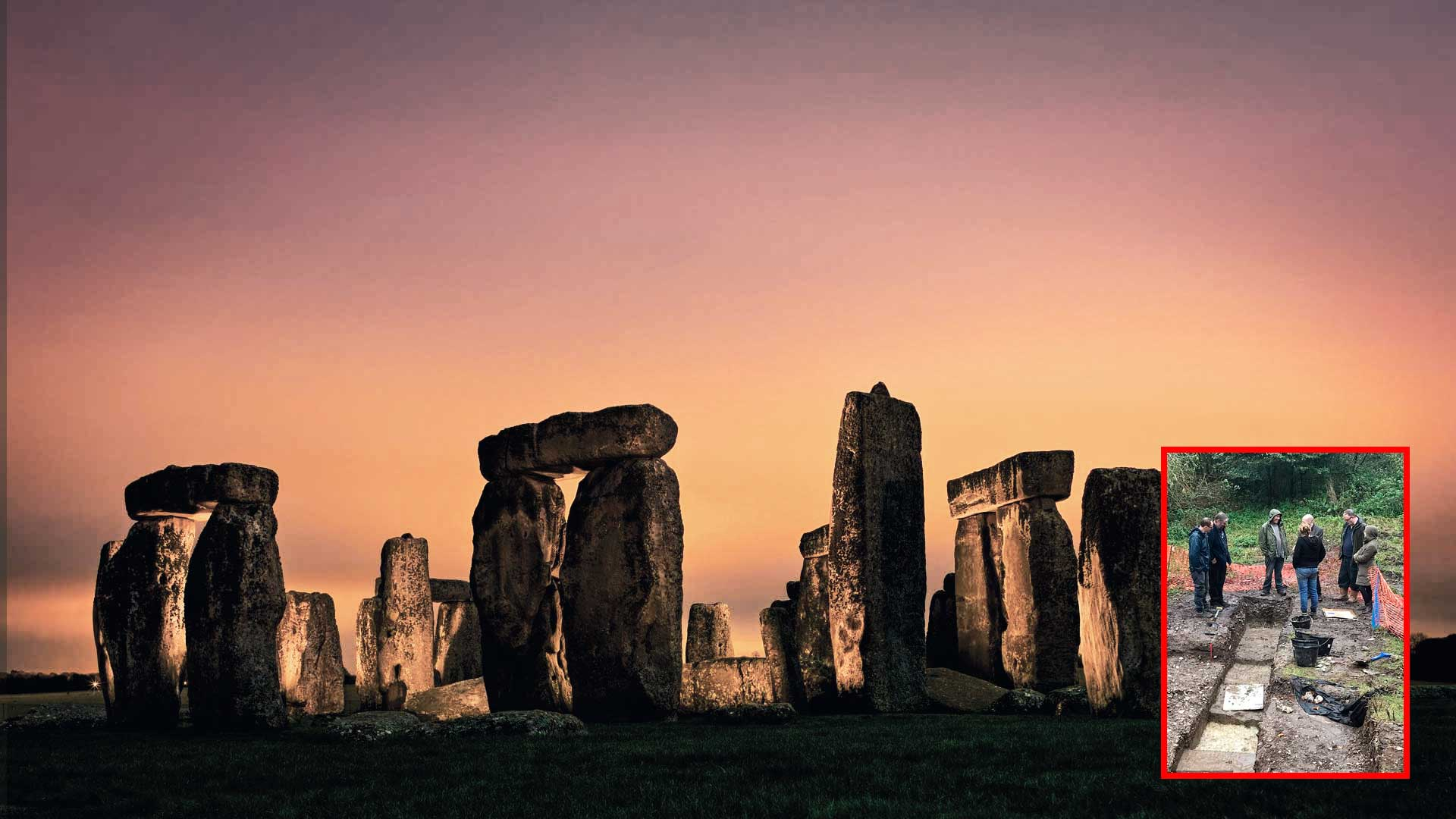 Graves daños en Stonehenge a causa de túnel construido en las inmediaciones