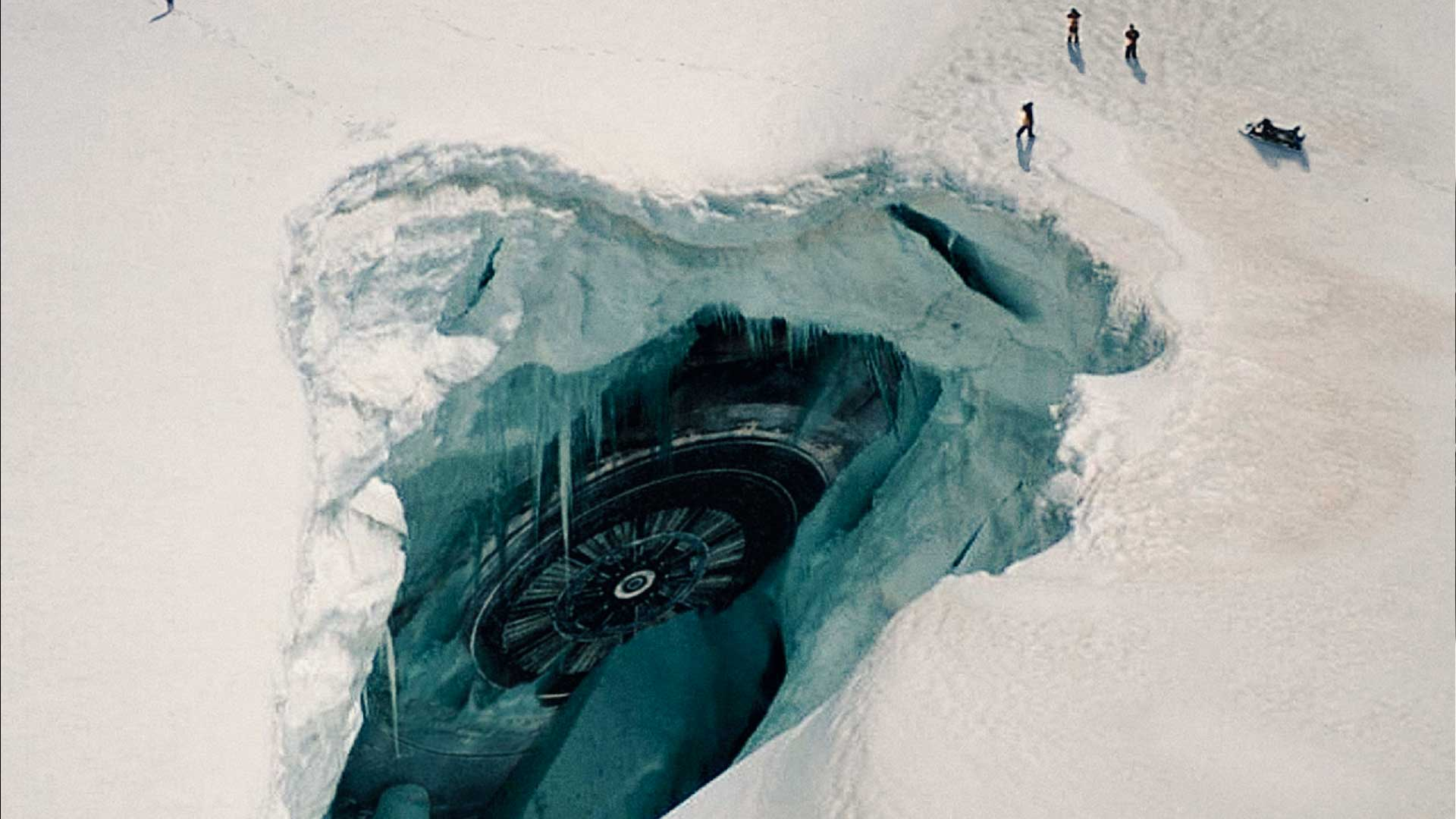 ¿Ha comenzado una guerra en contra de los extraterrestres en la región ártica?