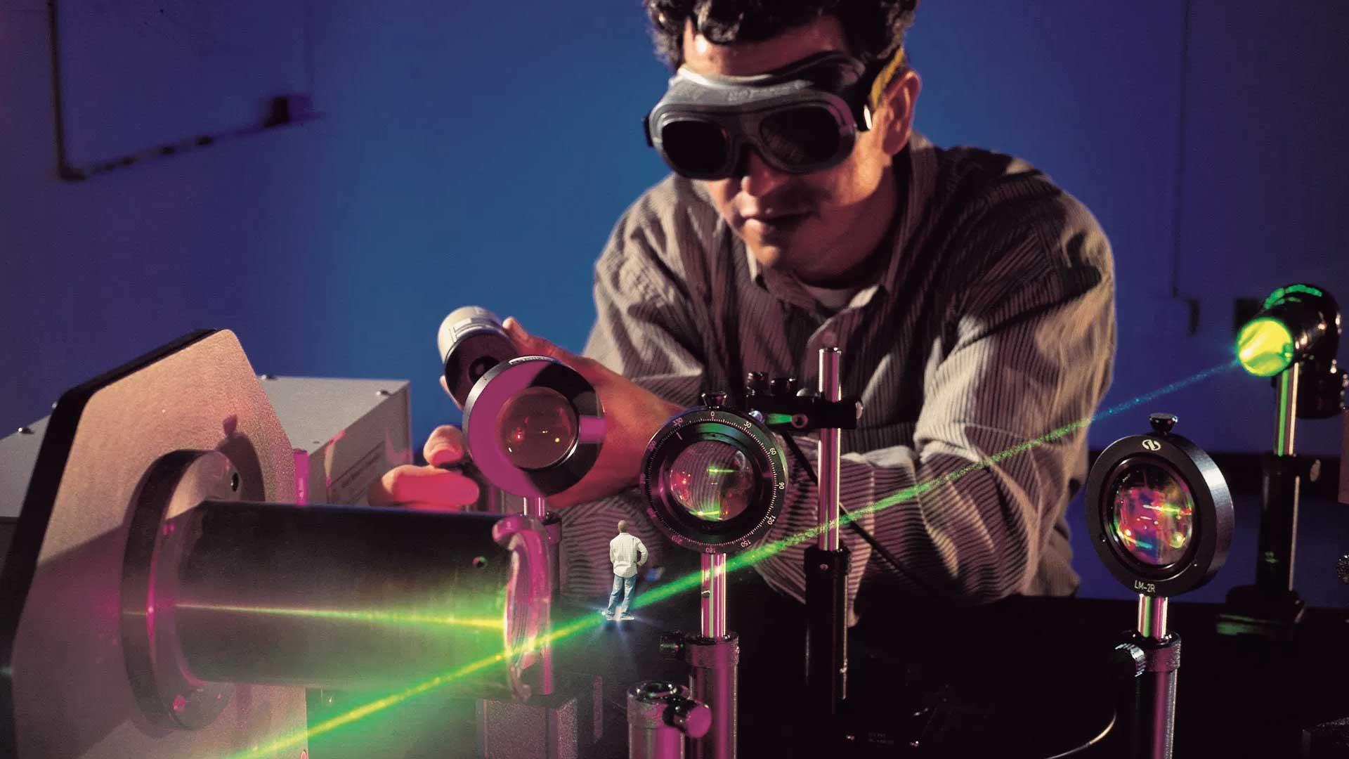 Científicos logran encoger objetos por primera vez en la historia de la humanidad