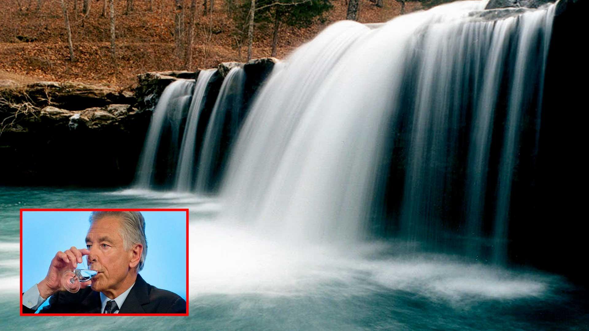 Ex presidente de Nestlé opina que el agua no debe ser un derecho para la humanidad y debe ser privatizada