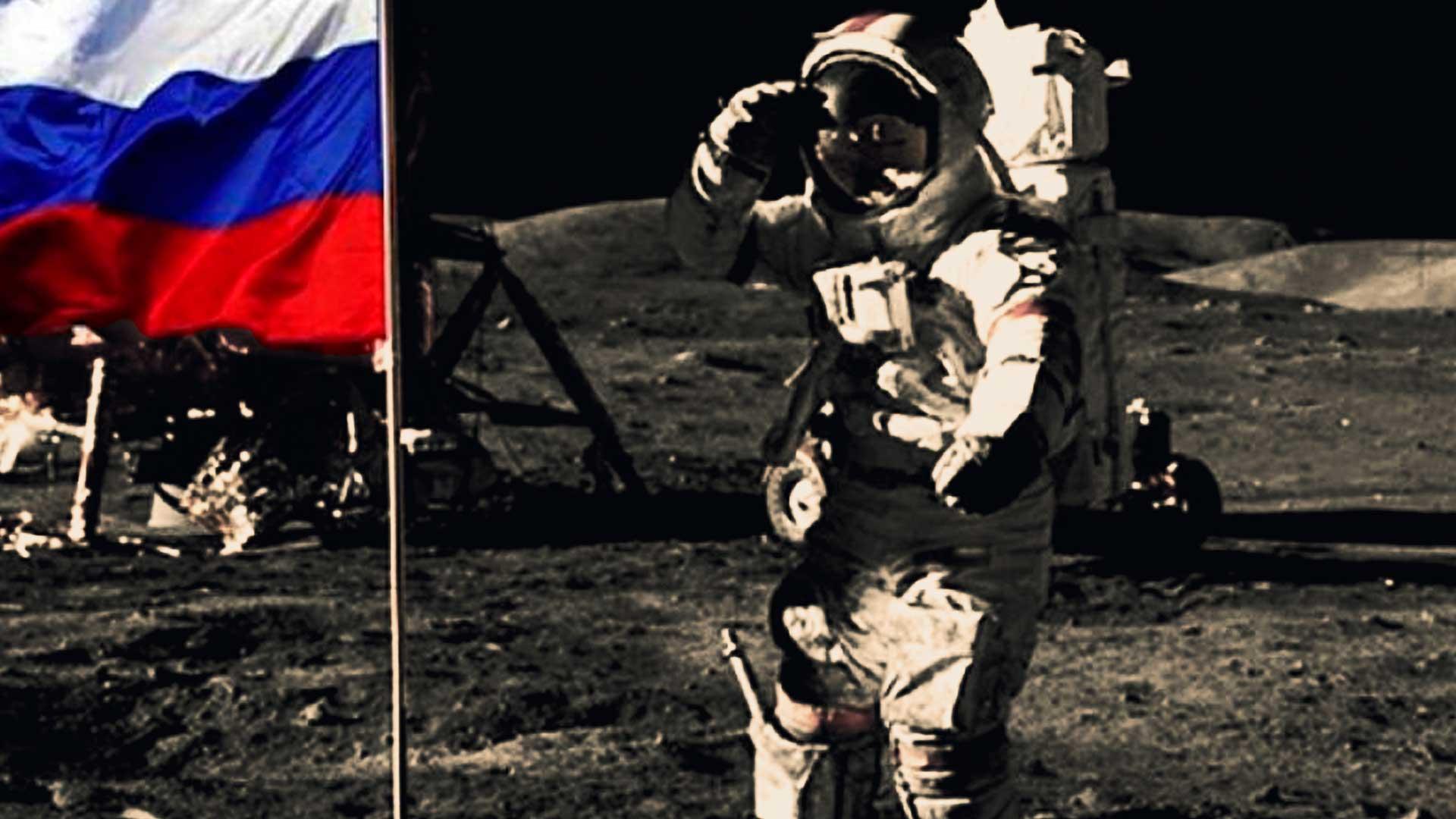 Jefe de Agencia Espacial Rusa quiere demostrar el Alunizaje por parte de los Estados Unidos