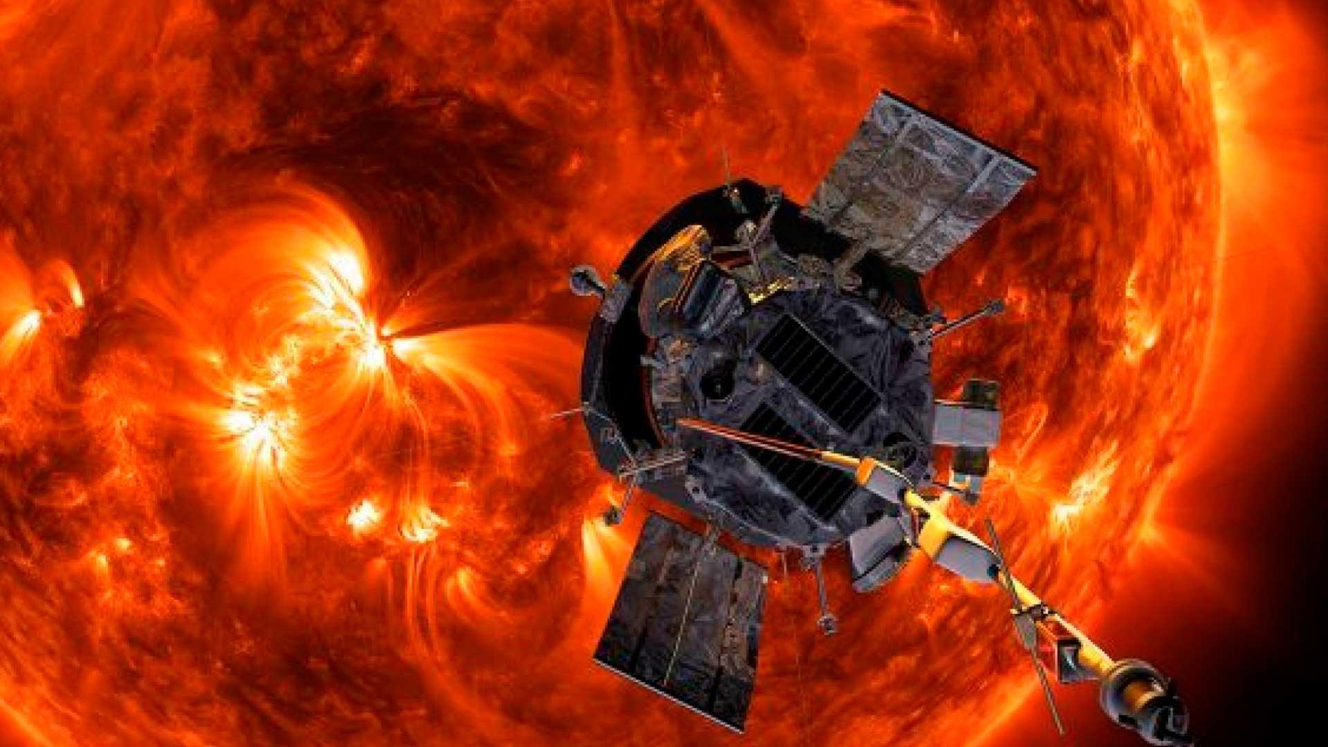 Sonda Parker nos ofrece la imagen más cercana del Sol tomada hasta ahora