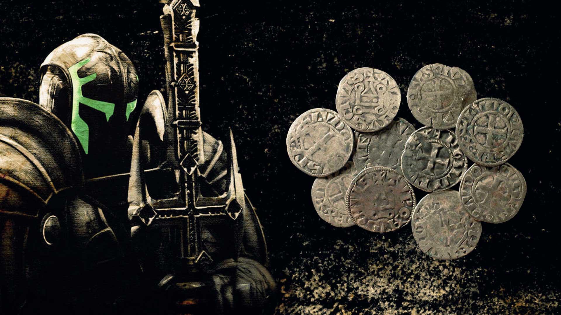 La Sociedad secreta de los Caballeros Templarios ¿Monjes guerreros o guardianes de tesoros sagrados?
