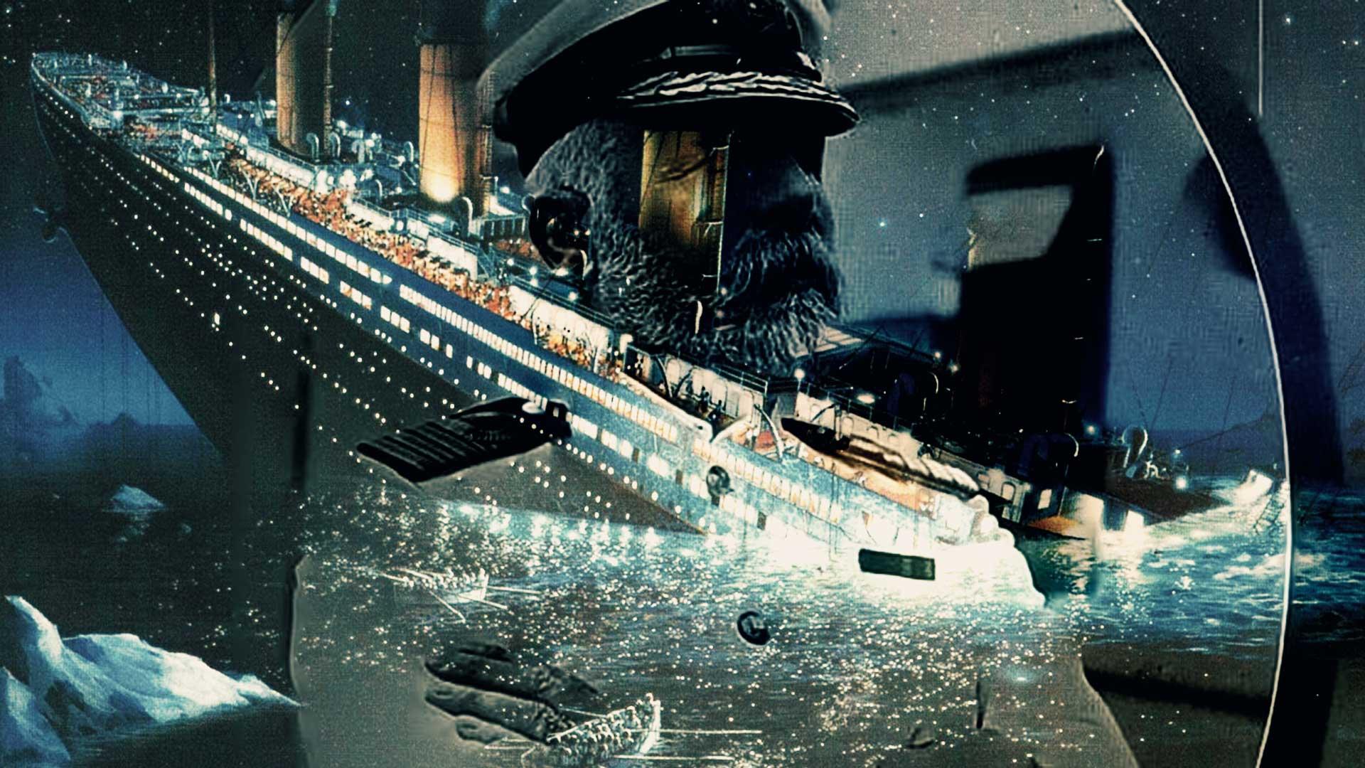 Aún después de 100 años se siguen recibiendo mensajes de S.O.S del Titanic