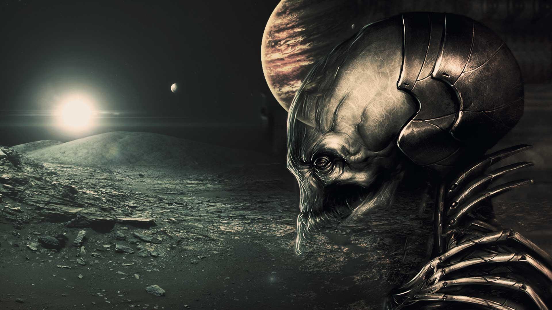 Una de las lunas de Júpiter, Ganímedes, tiene muchas posibilidades de albergar vida extraterrestre