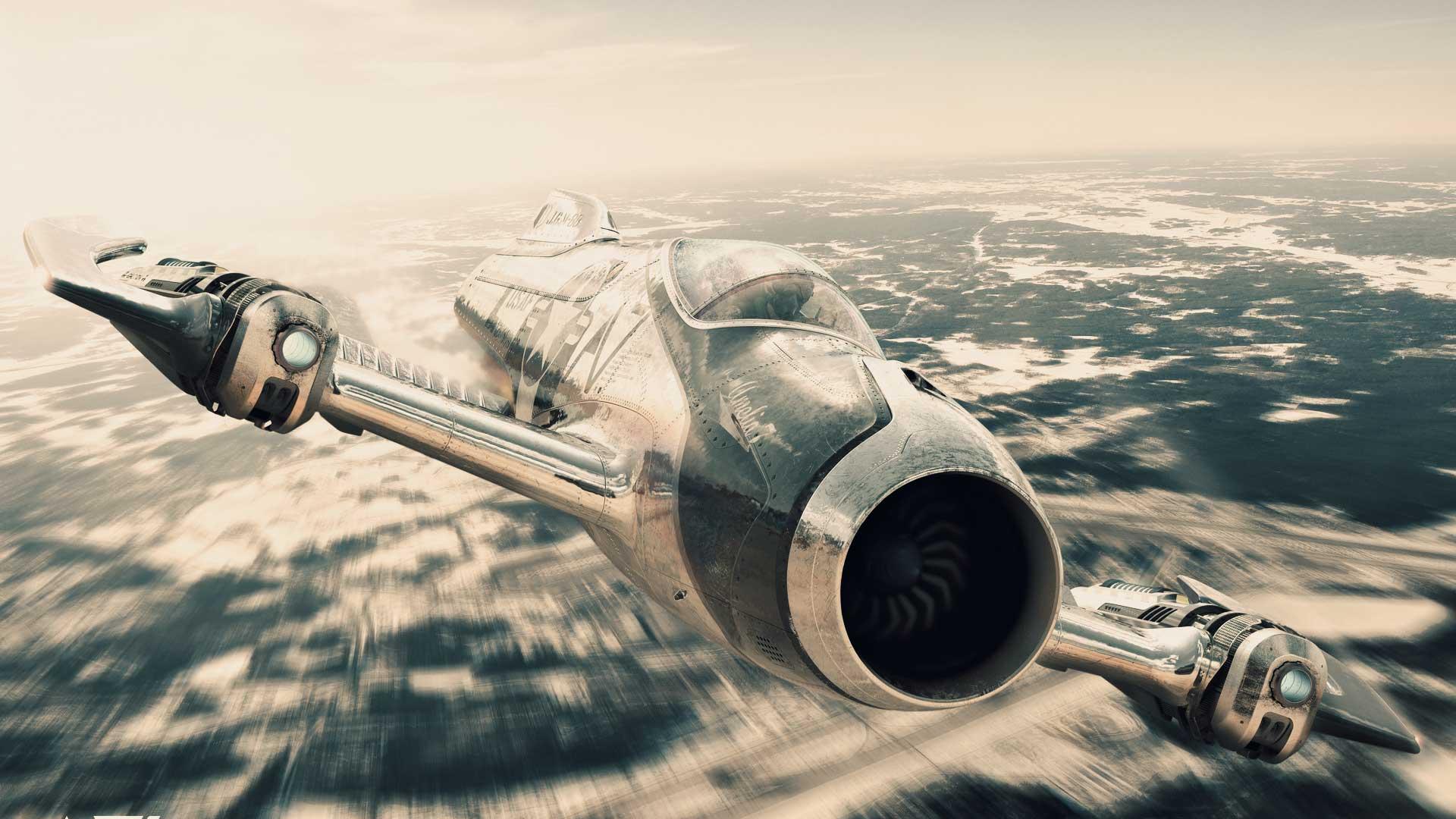 Un joven argentino inventa un avión 5 veces más rápido que el sonido