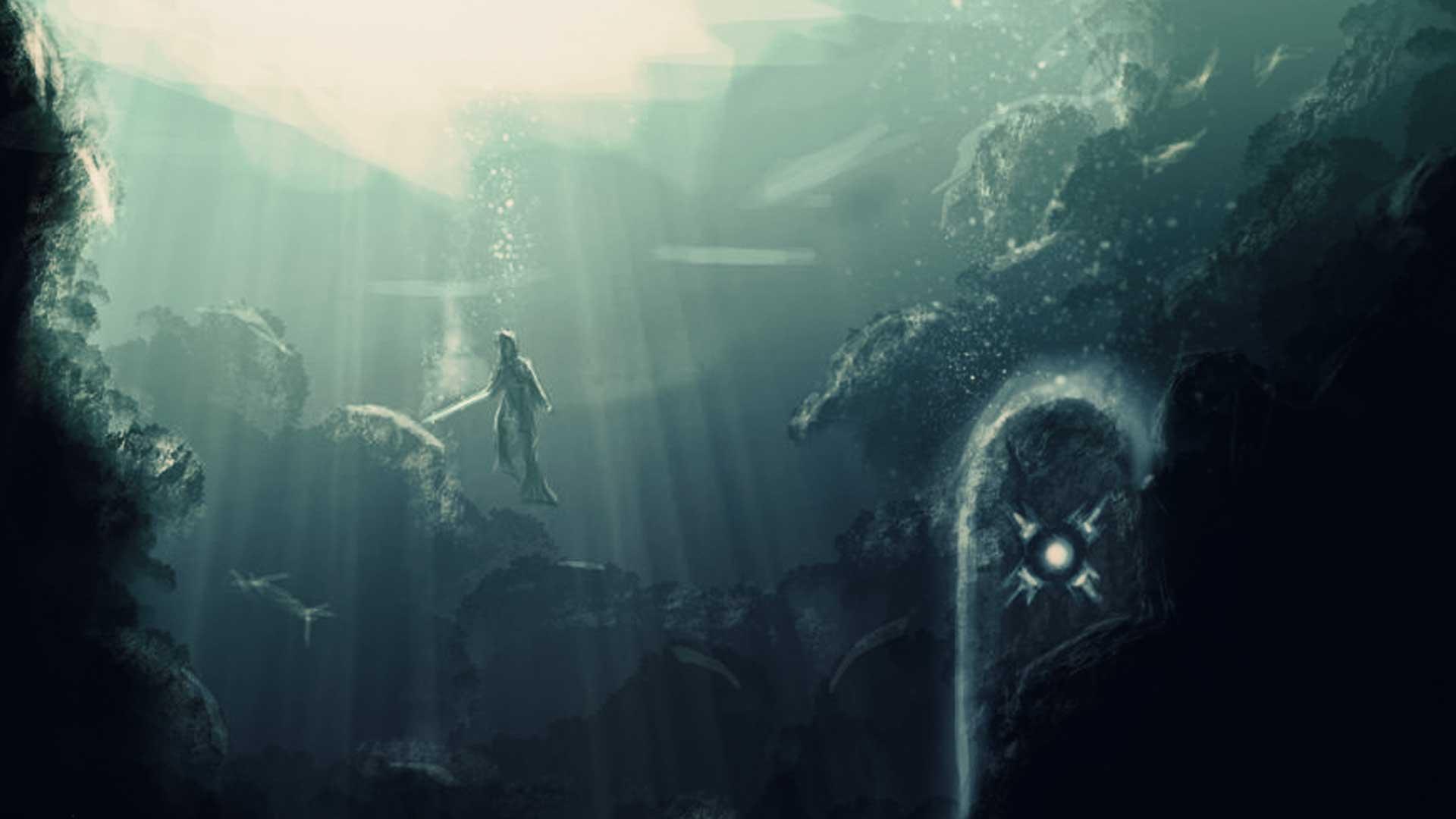 Hallan monolito antiguo en el fondo del mar que podría cambiar la historia para siempre