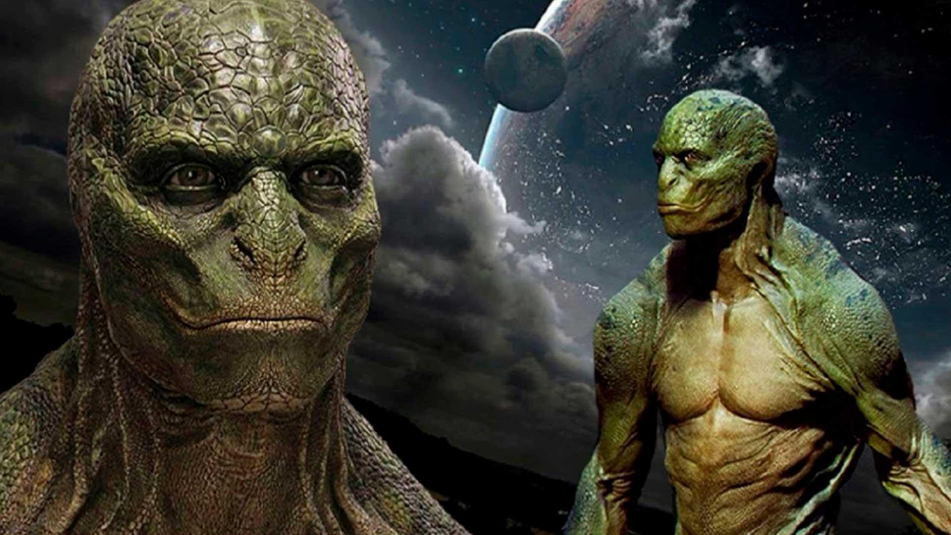 La asombrosa teoría de los dinosaurios y los reptilianos