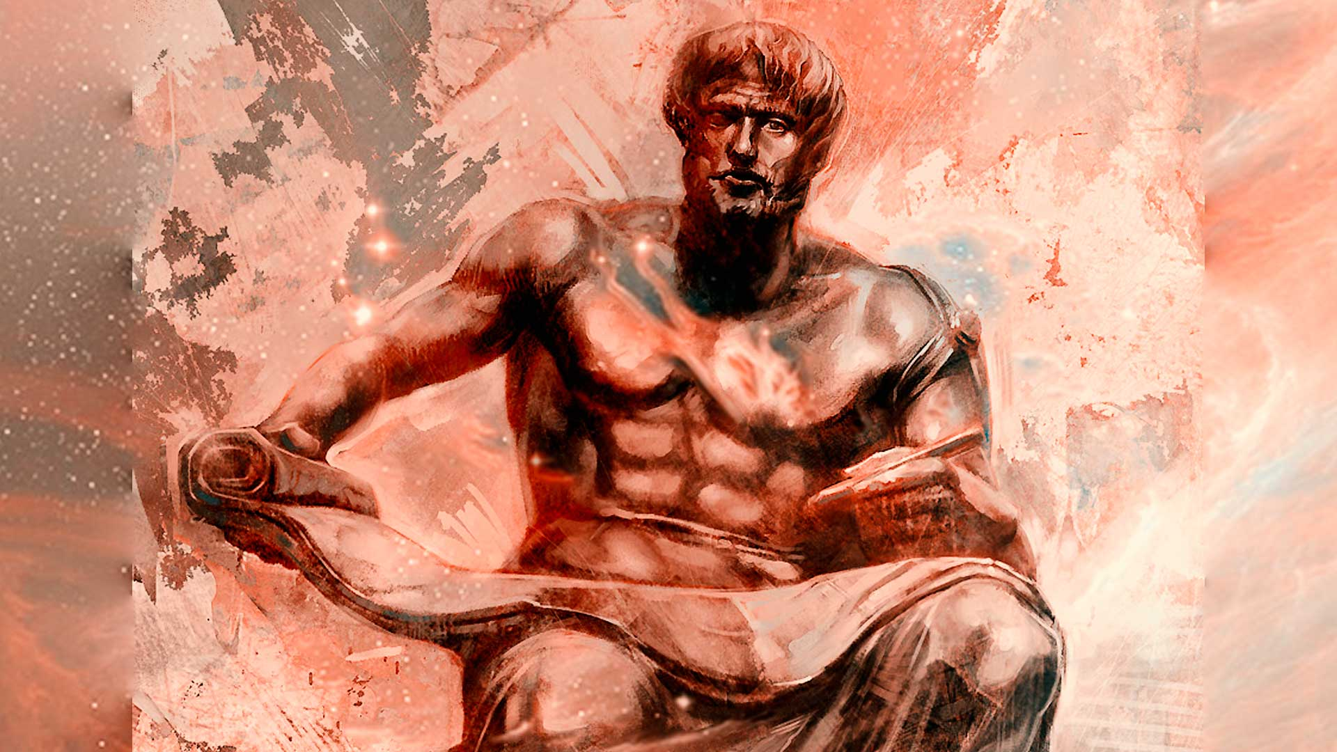 Aristóteles, Platón y el éter. La Física Cuántica ya se estudiaba hace más de 2000 años
