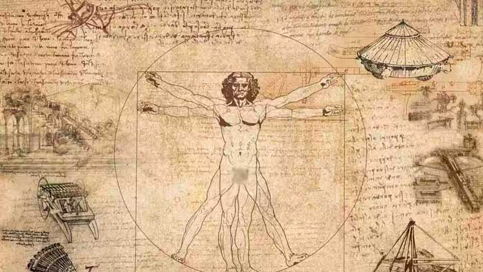 """Disponibles en la red, por fin, los """"Visionarios Cuadernos"""" de Leonardo Da Vinci"""