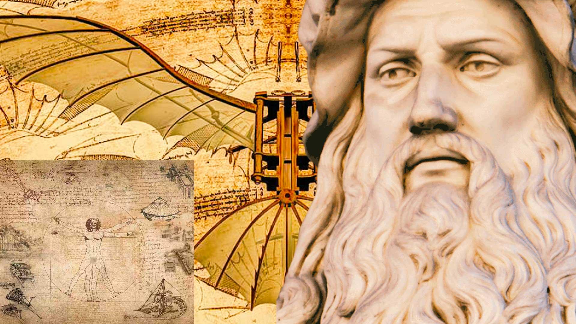 Disponibles en la red, por fin, los «Visionarios Cuadernos» de Leonardo Da Vinci