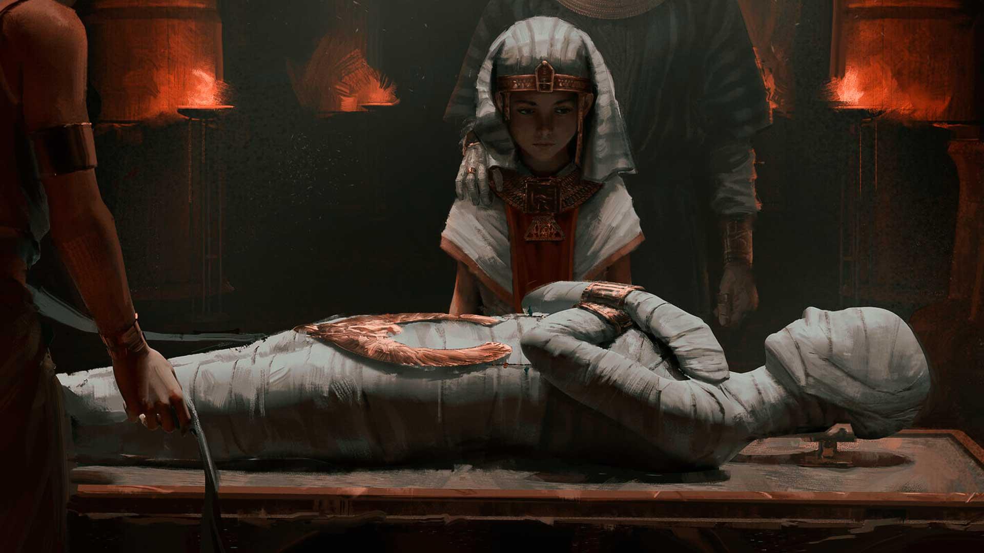 Halladas más de 50 momias en perfecto estado en Egipto