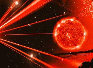 El misterio de la estrella que se apaga durante el día