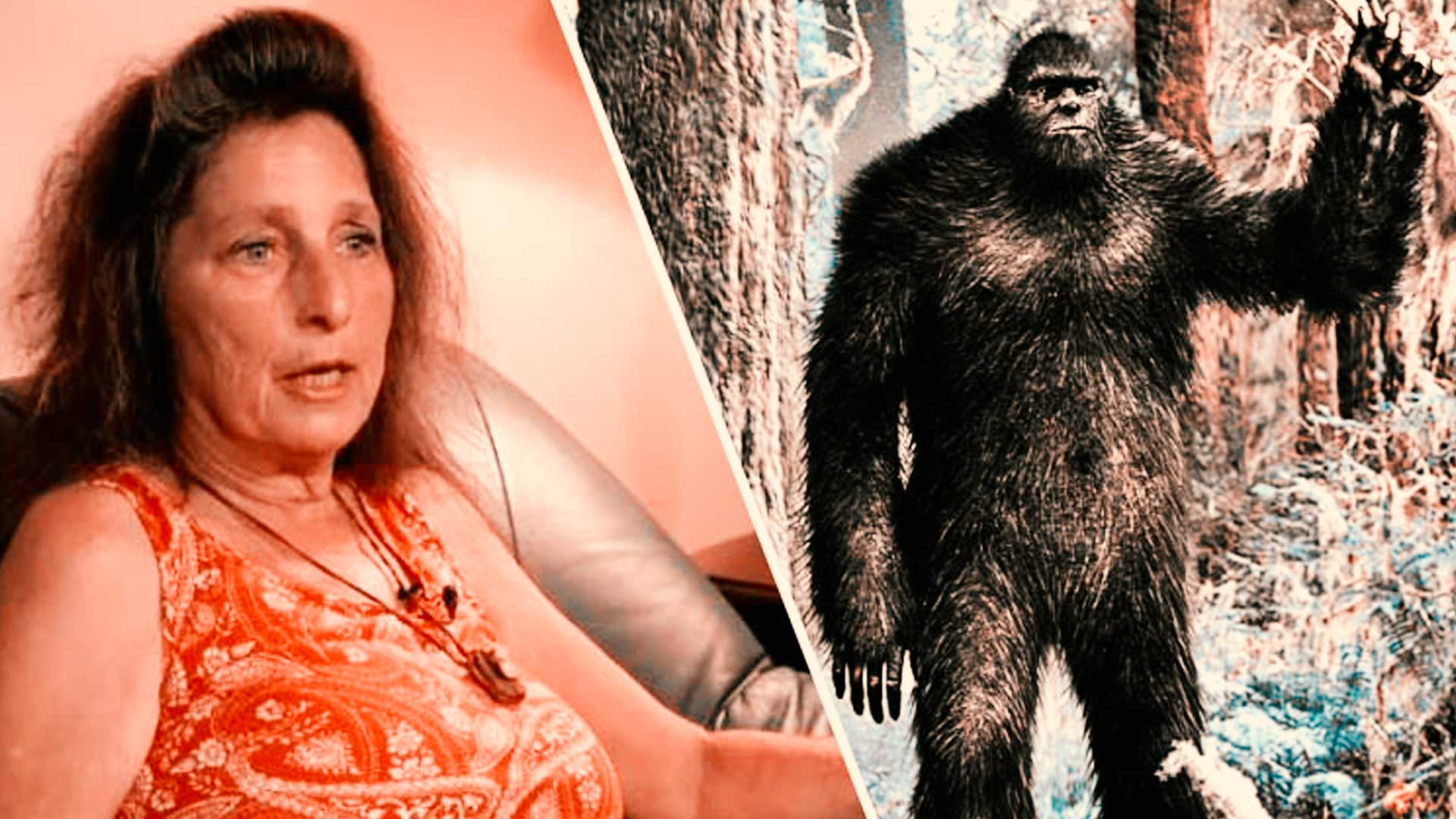 Esta mujer afirma que su familia convivió durante años con un Bigfoot