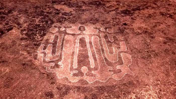 Hallan en la India petroglifos de miles de años de una antigua civilización desconocida
